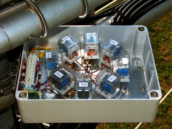 8 Bands Antenna Switch Ik1mnj Com